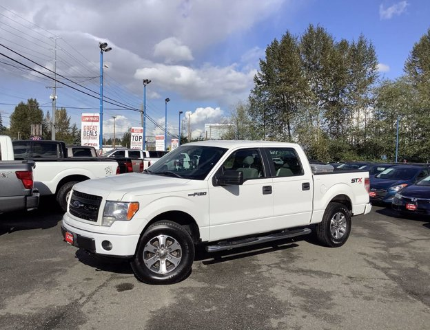Used 2014 Ford F-150 4WD SuperCrew 145 STX