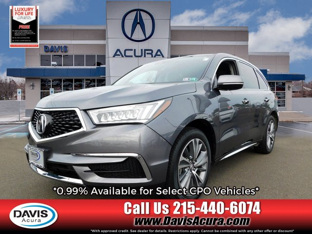 Used 2017 Acura MDX in Langhorne, PA
