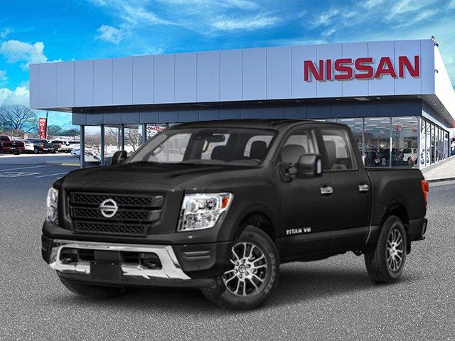 2021 Nissan Titan SV 4x4 Crew Cab SV Premium Unleaded V-8 5.6 L/339 [2]