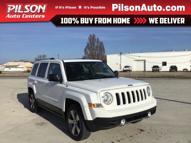 Used 2015 Jeep Patriot in Mattoon, IL