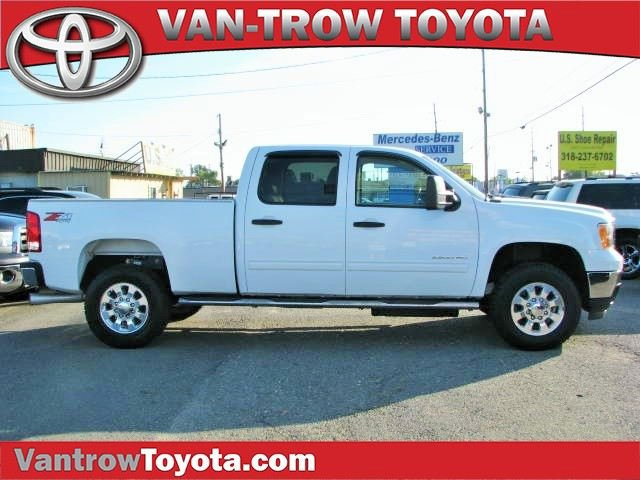 Used 2013 GMC Sierra 2500HD in Monroe, LA