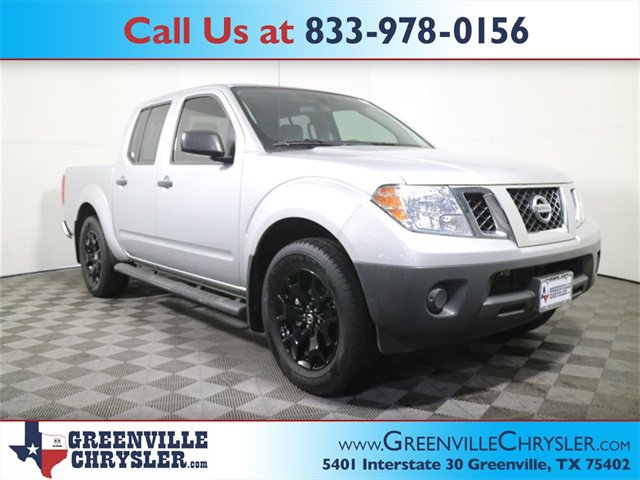 Used 2018 Nissan Frontier in Greenville, TX