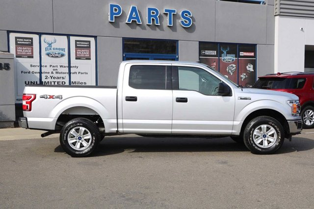 Used 2019 Ford F-150 XLT Pickup 4D 6 1-2 ft