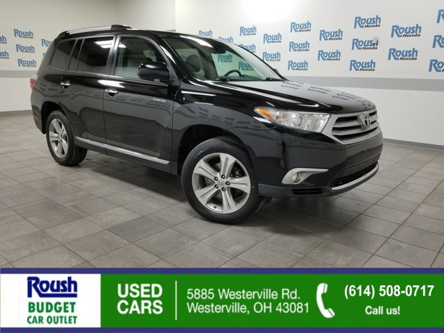Used 2011 Toyota Highlander in Westerville, OH