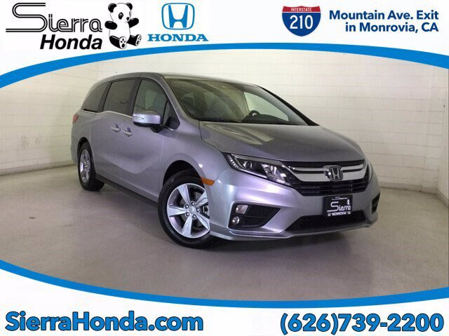 2020 Honda Odyssey EX-L EX-L Auto Regular Unleaded V-6 3.5 L/212 [16]