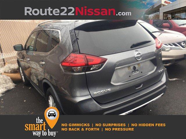 2017 Nissan Rogue SV 2017.5 AWD SV Regular Unleaded I-4 2.5 L/152 [5]