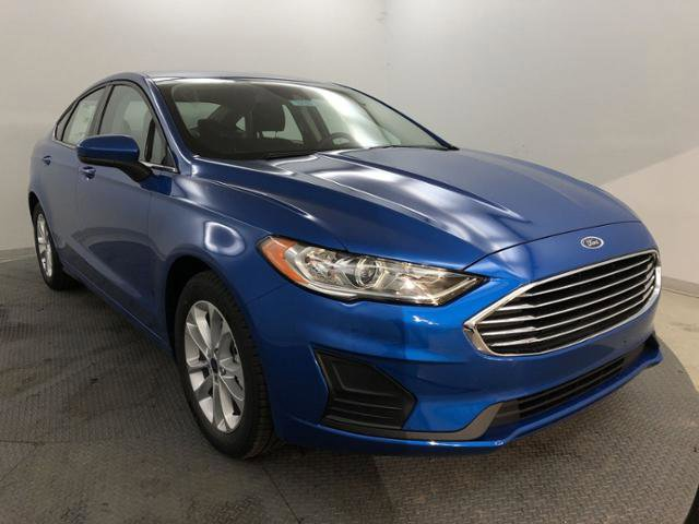 New 2020 Ford Fusion in Greenwood, IN