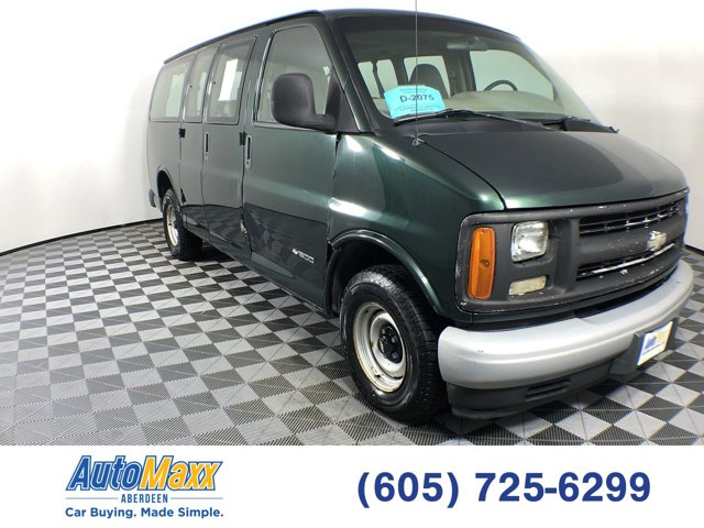 Used 2002 Chevrolet Express Van in Aberdeen, SD