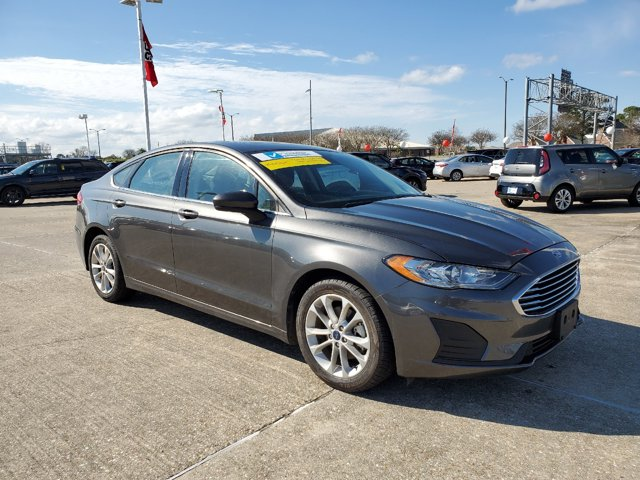 Used 2019 Ford Fusion Hybrid in New Orleans, LA