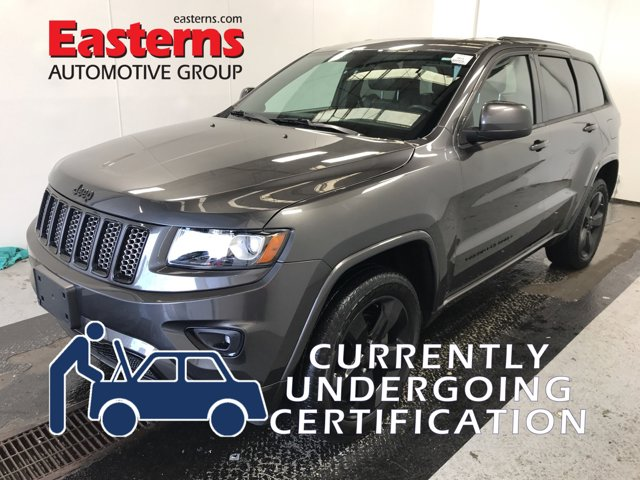 2015 Jeep Grand Cherokee Altitude Sport Utility