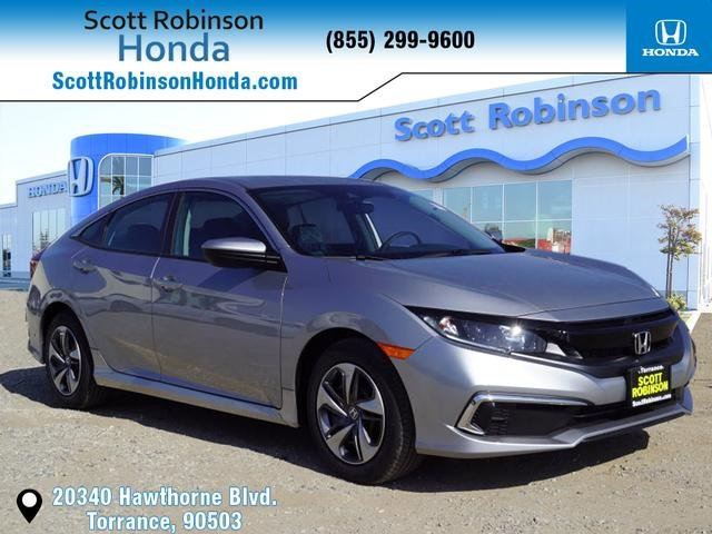 New 2020 Honda Civic Sedan in Torrance, CA