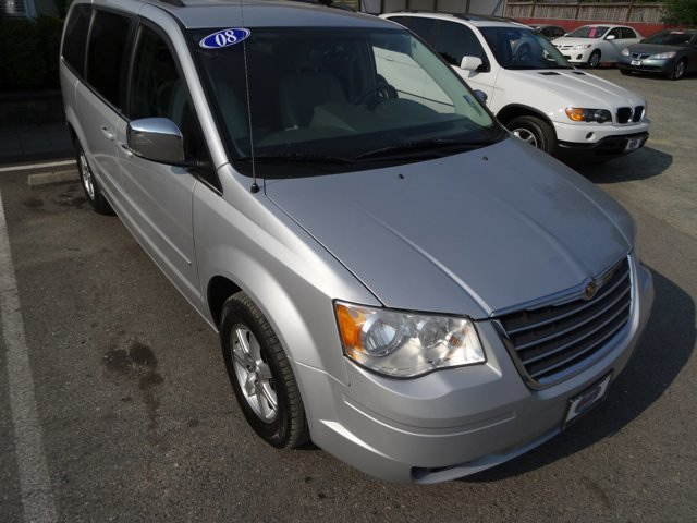 Used 2008 Chrysler Town and Country 4dr Wgn Touring