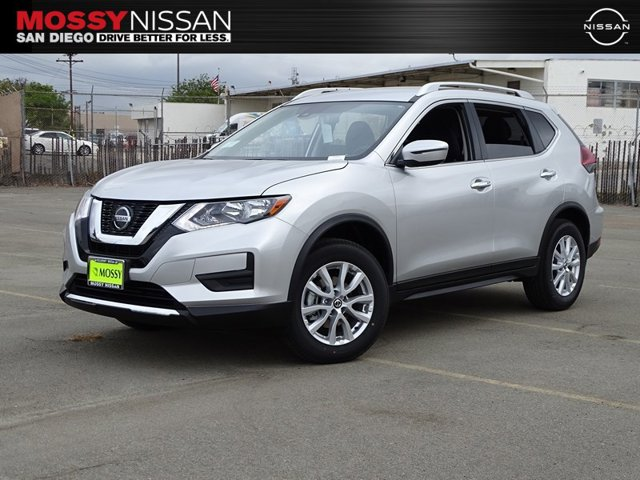 2020 Nissan Rogue SV FWD FWD SV Regular Unleaded I-4 2.5 L/152 [16]