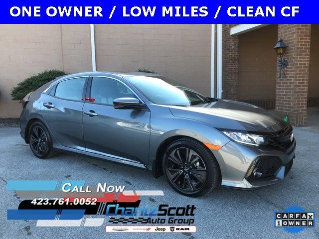 Used 2018 Honda Civic Hatchback in , AL