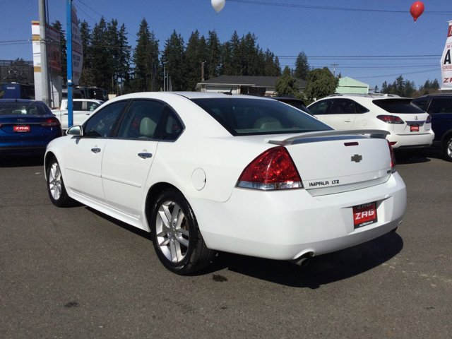 Used 2016 Chevrolet Impala Limited 4dr Sdn LTZ Fleet