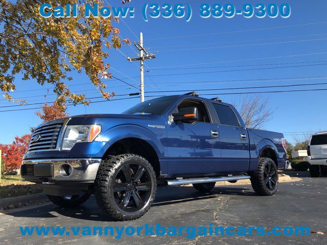 Used 2011 Ford F-150 in High Point, NC