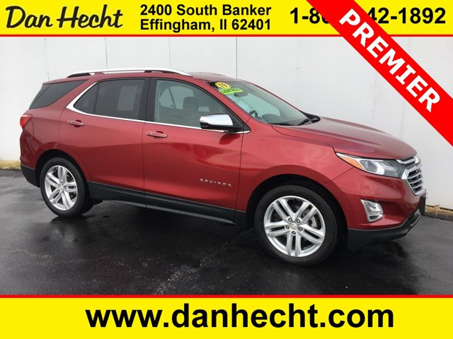Used 2019 Chevrolet Equinox in Effingham, IL