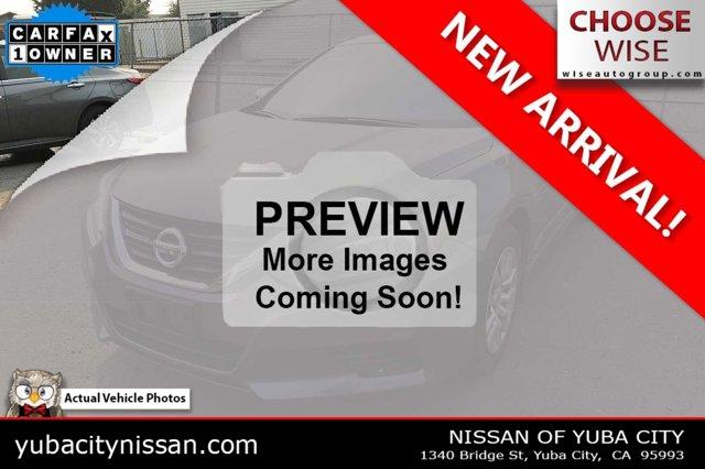 2018 Nissan Altima 2.5 S 2.5 S Sedan Regular Unleaded I-4 2.5 L/152 [0]
