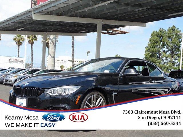 Used 2015 BMW 4 Series in San Diego, CA