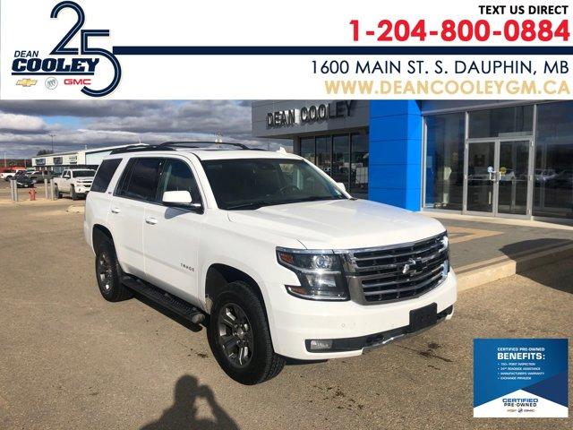 2017 Chevrolet Tahoe LT 4WD 4dr LT Gas/Ethanol V8 5.3L/325 [7]