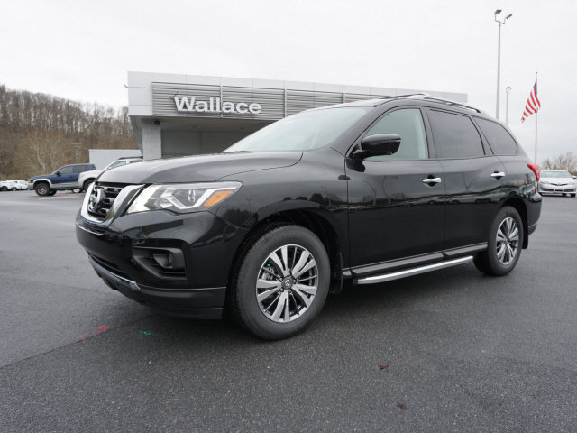 New 2020 Nissan Pathfinder in Kingsport, TN