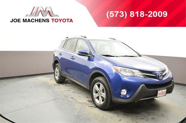 Used 2015 Toyota RAV4 in Columbia, MO