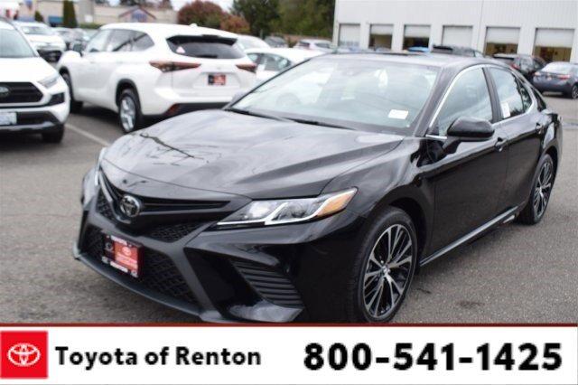 New 2020 Toyota Camry in Renton, WA