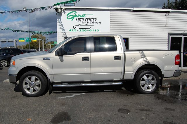 Used 2006 Ford F-150 SuperCrew 139 FX4 4WD