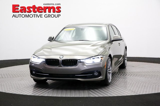 2016 BMW 3 Series for sale 122631 0