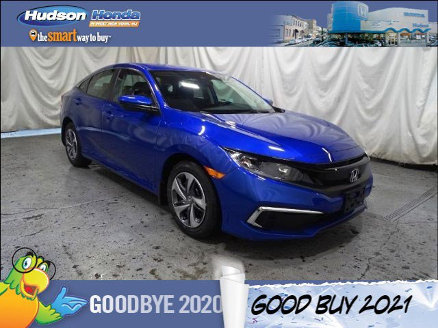 2021 Honda Civic Sedan LX LX CVT Regular Unleaded I-4 2.0 L/122 [8]
