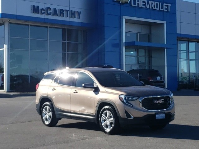 Used 2018 GMC Terrain in Kansas City, MO