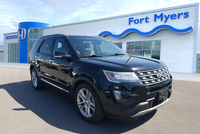 Used 2016 Ford Explorer in Fort Myers, FL