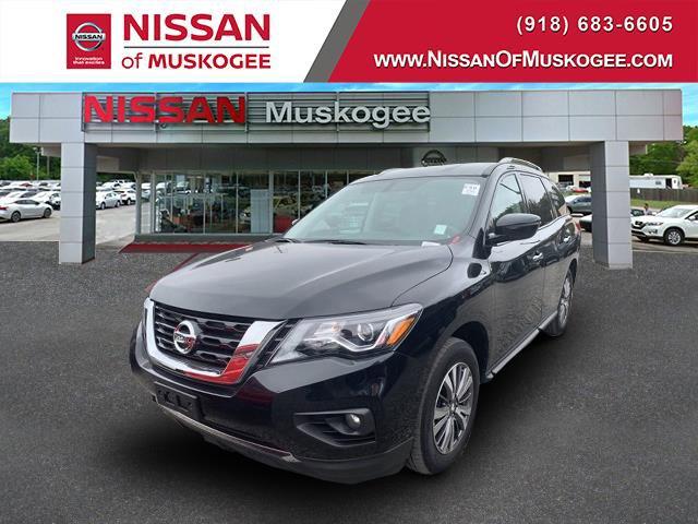 Used 2018 Nissan Pathfinder in Muskogee, OK