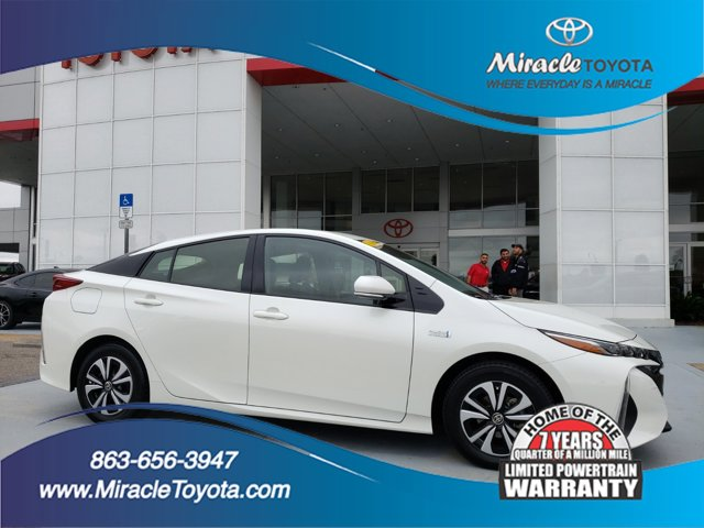 Used 2017 Toyota Prius Prime in Haines City, FL