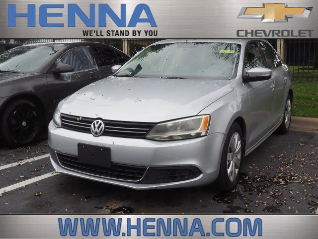 Used 2013 Volkswagen Jetta Sedan in Austin, TX
