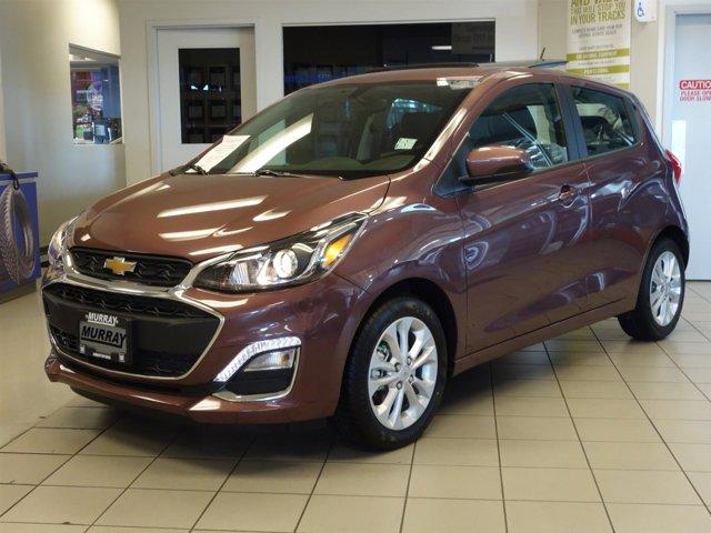 2020 Chevrolet Spark LT 4dr HB CVT LT w/1LT Gas I4 1.4L/85.4 [0]