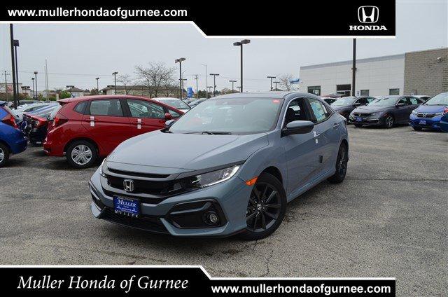 2020 Honda Civic Hatchback EX-L CVT