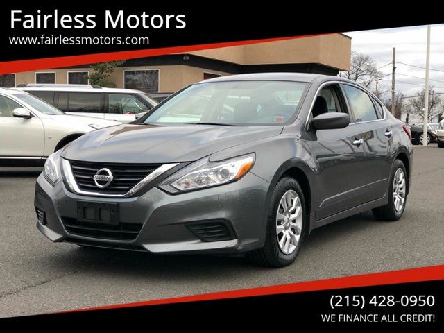 Used 2017 Nissan Altima in Fairless Hills, PA