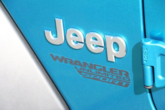2019 Jeep Wrangler Unlimited Sport S 10