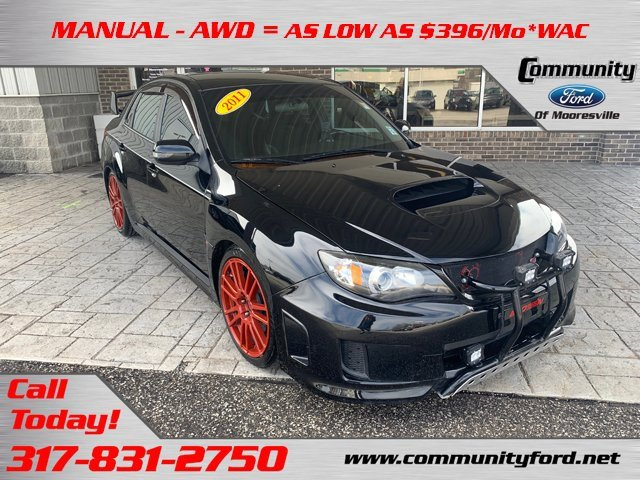 Used 2011 Subaru Impreza Sedan WRX in Bloomington, IN