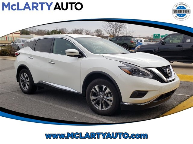 Used 2018 Nissan Murano in North Little Rock, AR