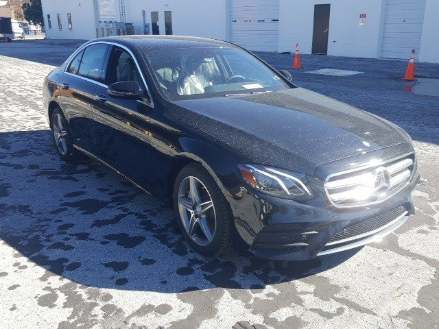 New 2017 Mercedes-Benz E-Class E300 Sport 4MATIC Sedan