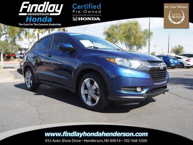 Used 2017 Honda HR-V in Las Vegas, NV