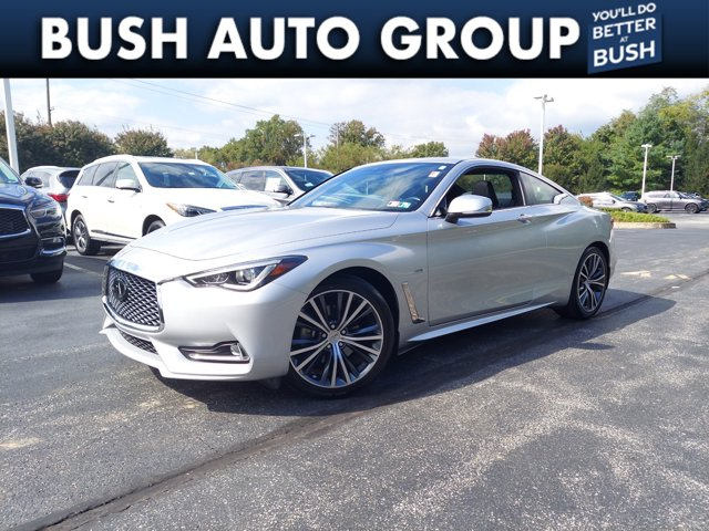 2019 INFINITI Q60 3.0t LUXE 3.0t LUXE AWD Twin Turbo Premium Unleaded V-6 3.0 L/183 [1]