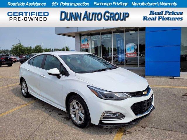 2018 Chevrolet Cruze * LT Sedan * RS Package * POWER SEAT * 4dr Sdn 1.4L LT w/1SD Turbocharged Gas I4 1.4L/ [0]