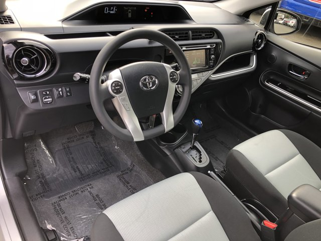 Used 2017 Toyota Prius c Two