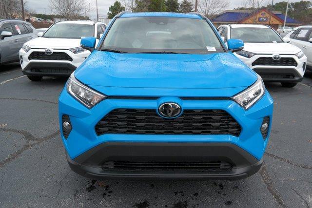 New 2020 Toyota RAV4 in Fort Worth, TX