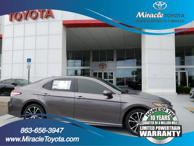 New 2020 Toyota Camry in Haines City, FL
