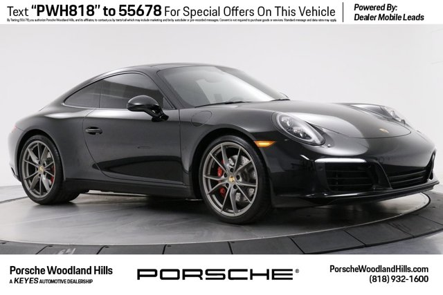 Used 2017 Porsche 911 in , CA