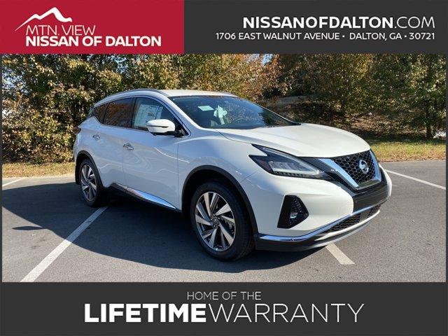 New 2020 Nissan Murano in Dalton, GA